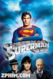 Siêu Nhân - Superman (1978) Poster