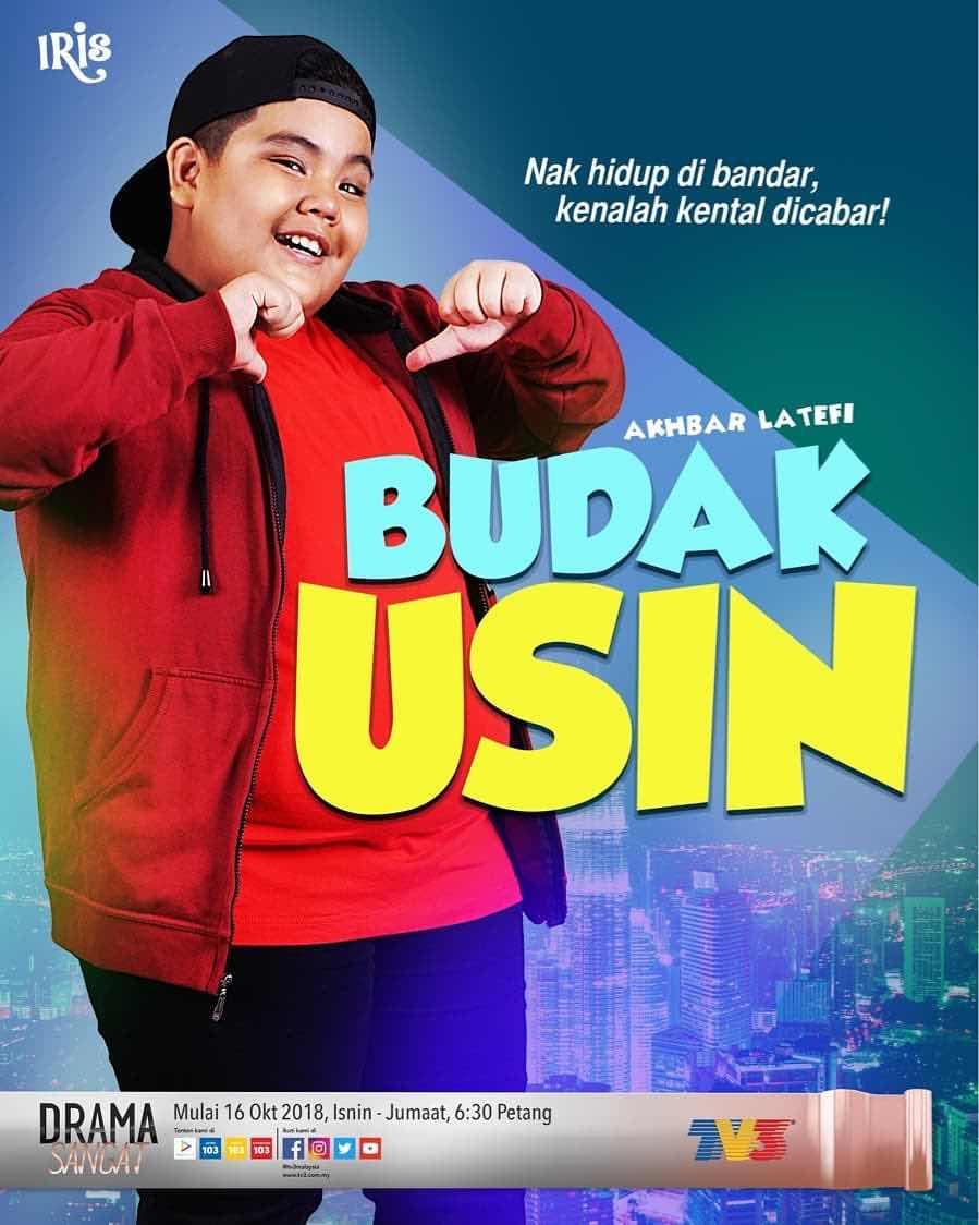 %255BUNSET%255D - Sinopsis Drama Budak Usin (slot Iris TV3)