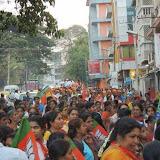 Road Show in R T Nagar