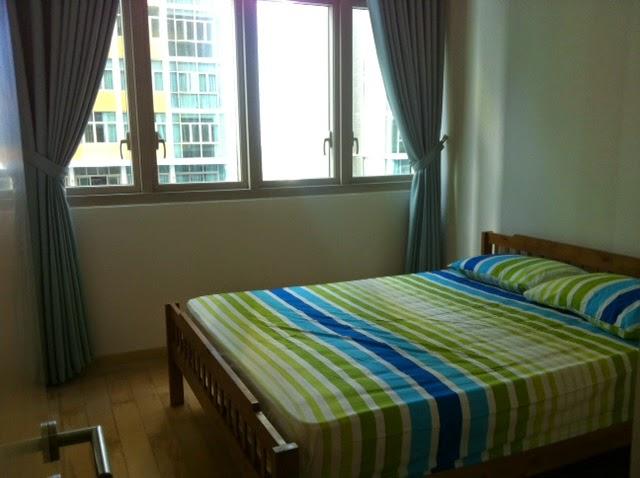 Bán gấp căn hộ Vista 2 phòng ngủ