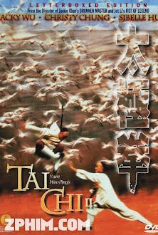Thái Cực Quyền 2 - Tai Chi 2 (1996) Poster