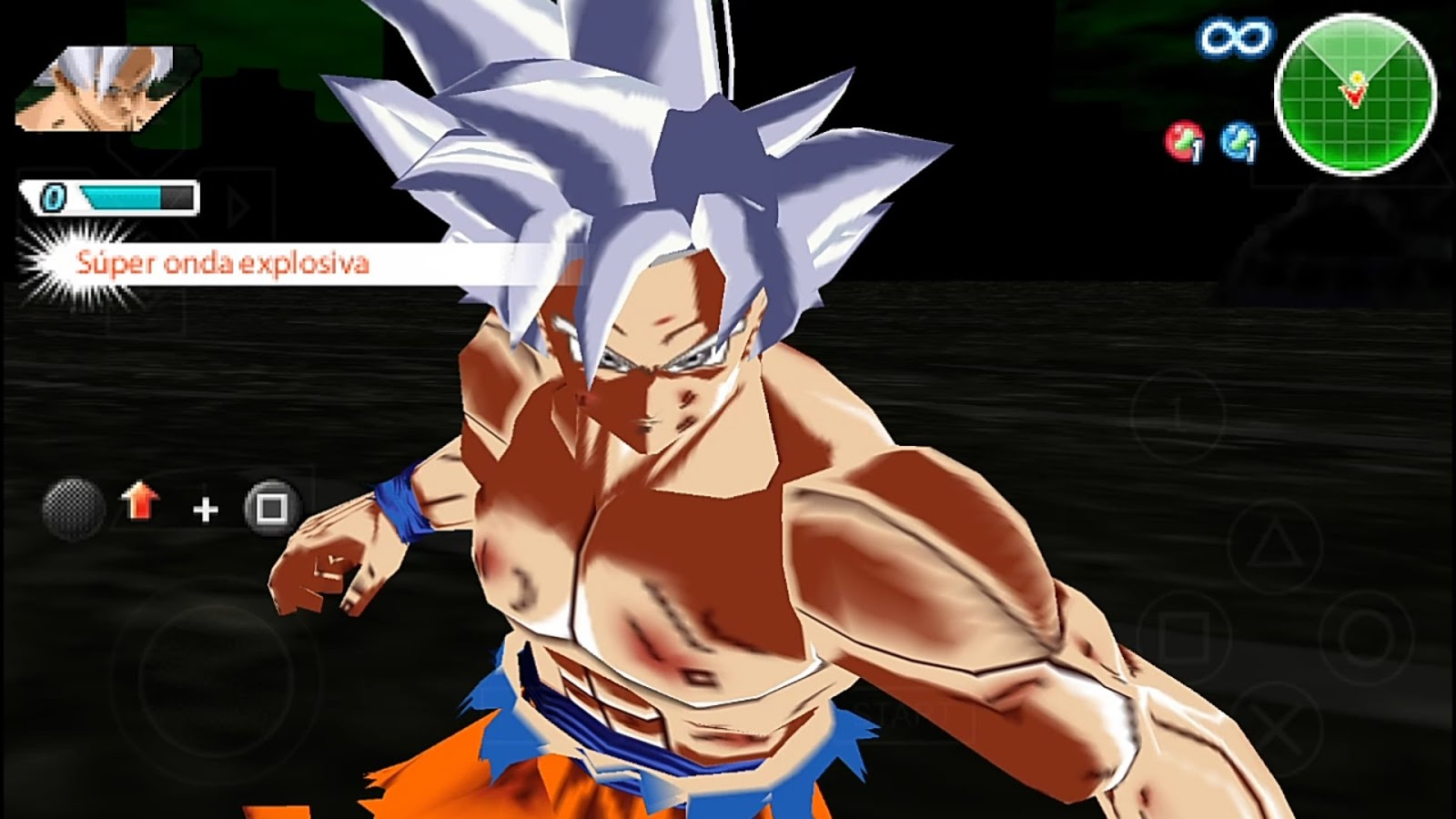 SAIU ! Novo Dragon Ball Tenkaichi TAG Team MOD SUPER +MENU PERMANENTE Para (+PPSSPP) +DOWNLOAD