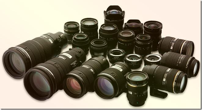 jenis jenis lensa dslr mirrorless