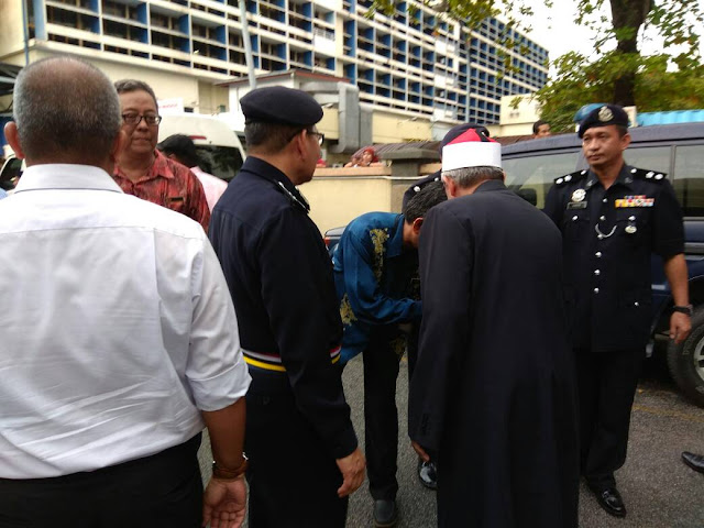 Tazkirah Menyentuh Hati Mufti Wilayah
