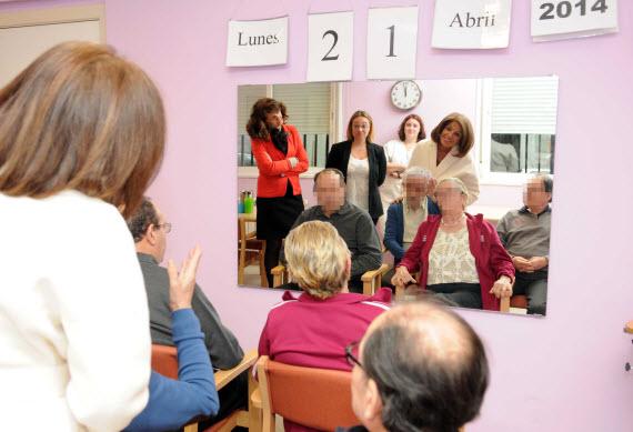 Centro de Día de Alzheimer de Inicio Temprano 'Doctor Salgado Alba'