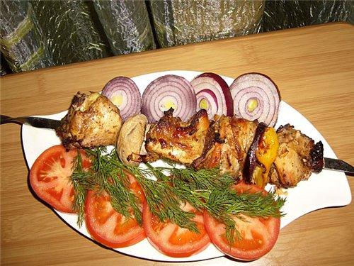 balalayka cucina georgiana