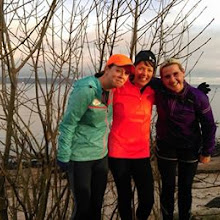 Ediniburgh Park Run Jan 2015