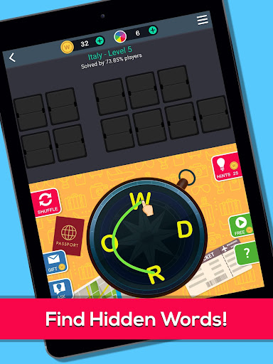 Word Trip - Word Connect & word streak puzzle game  screenshots 6