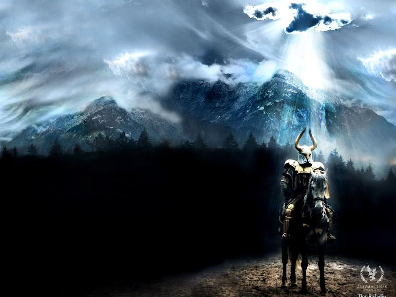 Butcherly Fighter Of Light, Warriors 3