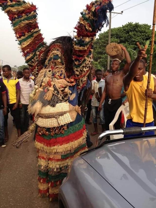 Biggest Festivals In Eastern Nigeria Arondizuogu, Ikeji Masquerades Suffers Isolation