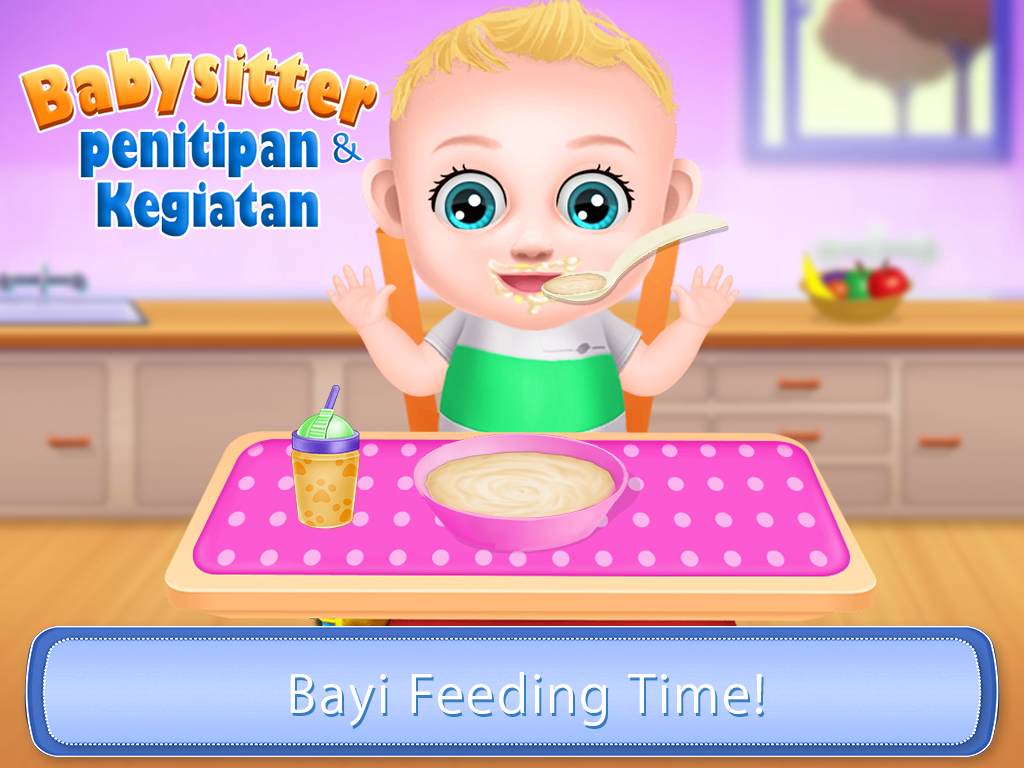 Babysitter Daycare Aktivitas Apl Android Di Google Play