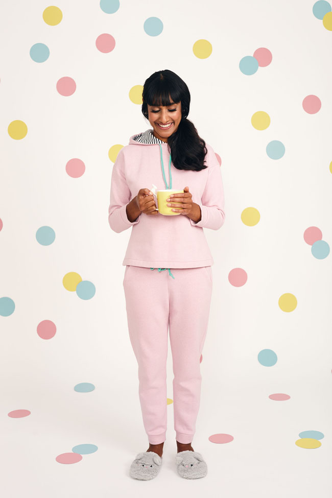 Stella hoodie and joggers - sewing pattern by Tilly and the Buttons