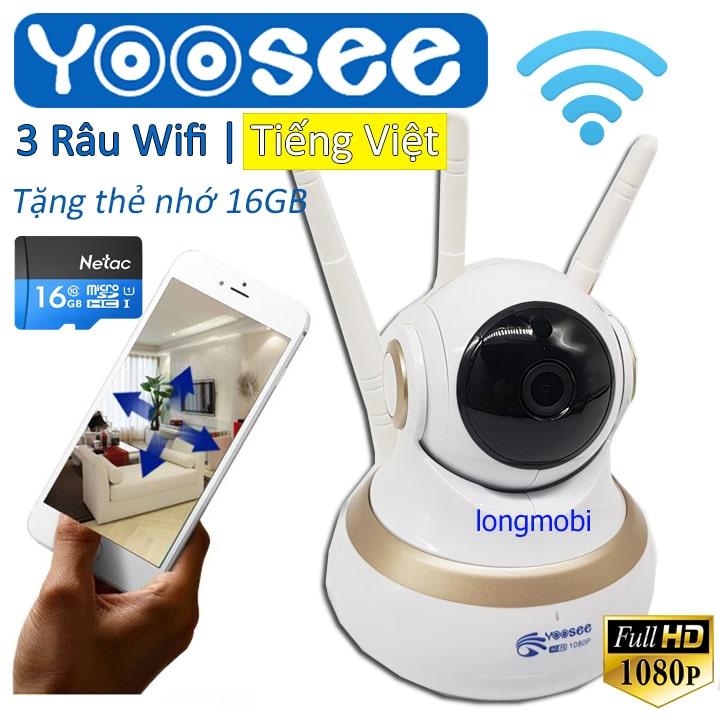 camera yoosee 3 rau