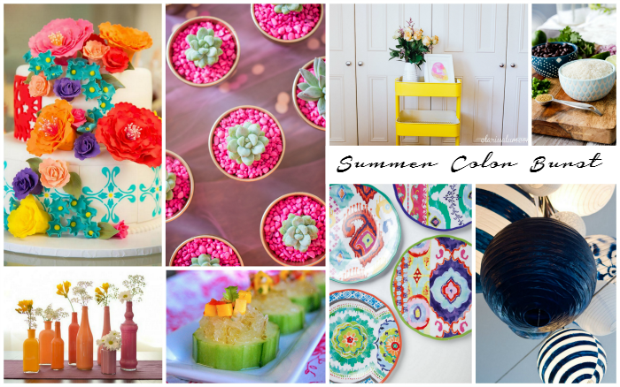 Weekend Inspiration Summer color burst-001
