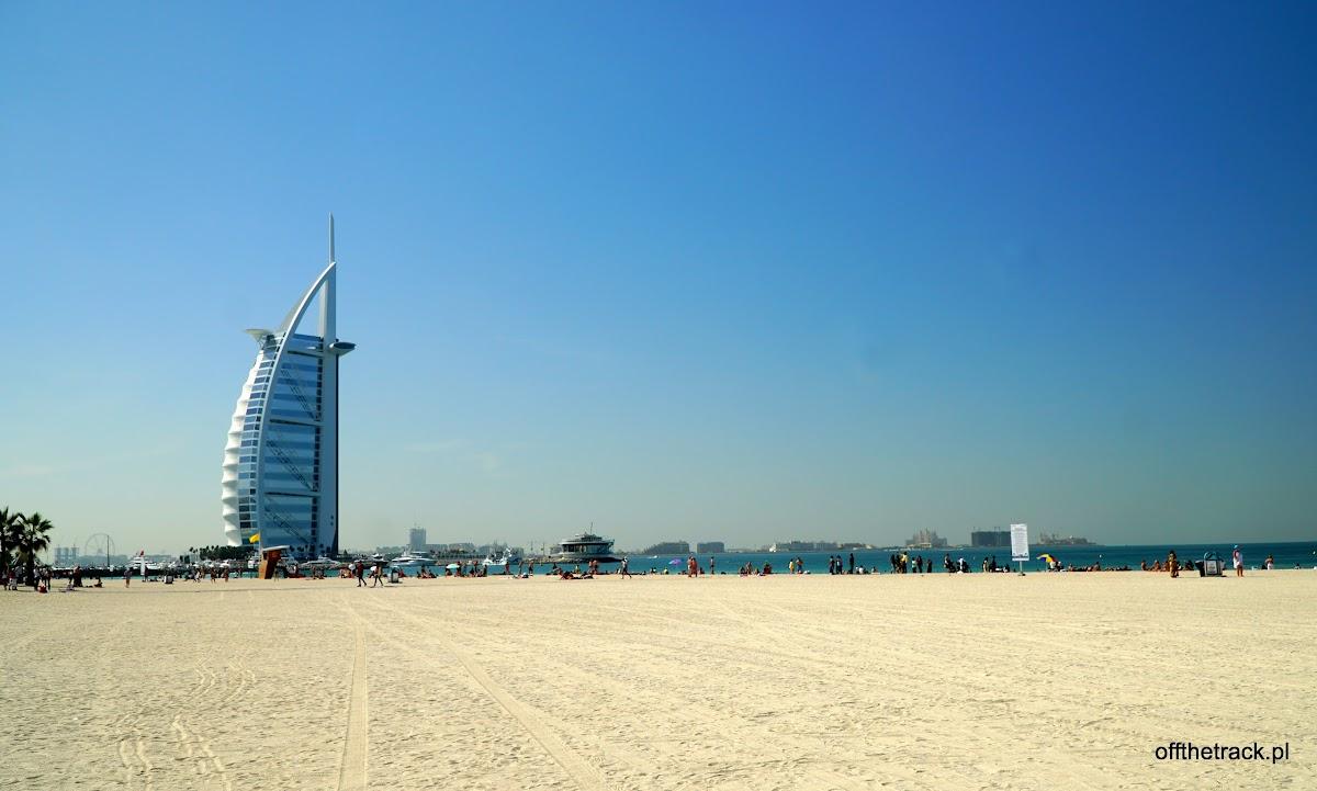 Hotel Burj Al Arab w Dubaju, Zjednoczone Emiraty Arabskie