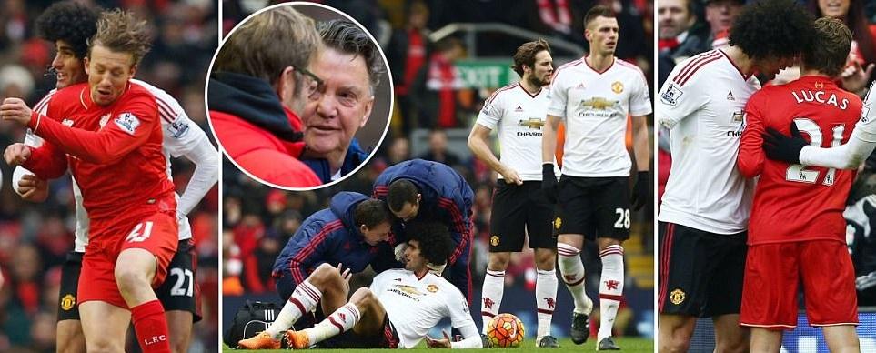 Man Utd 1-1 Liverpool Video Highlights 2nd Leg (Europa League)