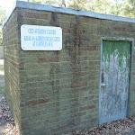 Old brick building in Blackbutt Reserve (399517)