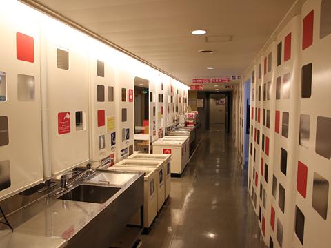 川崎近海汽船「シルバープリンセス」 6デッキ オートレストラン その4