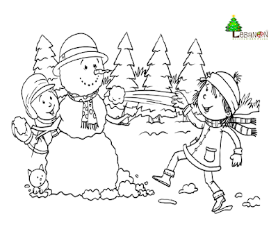 2016 Holiday Coloring Contest
