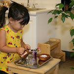 LePort Montessori Preschool Toddler Program Irvine Lake - life skills