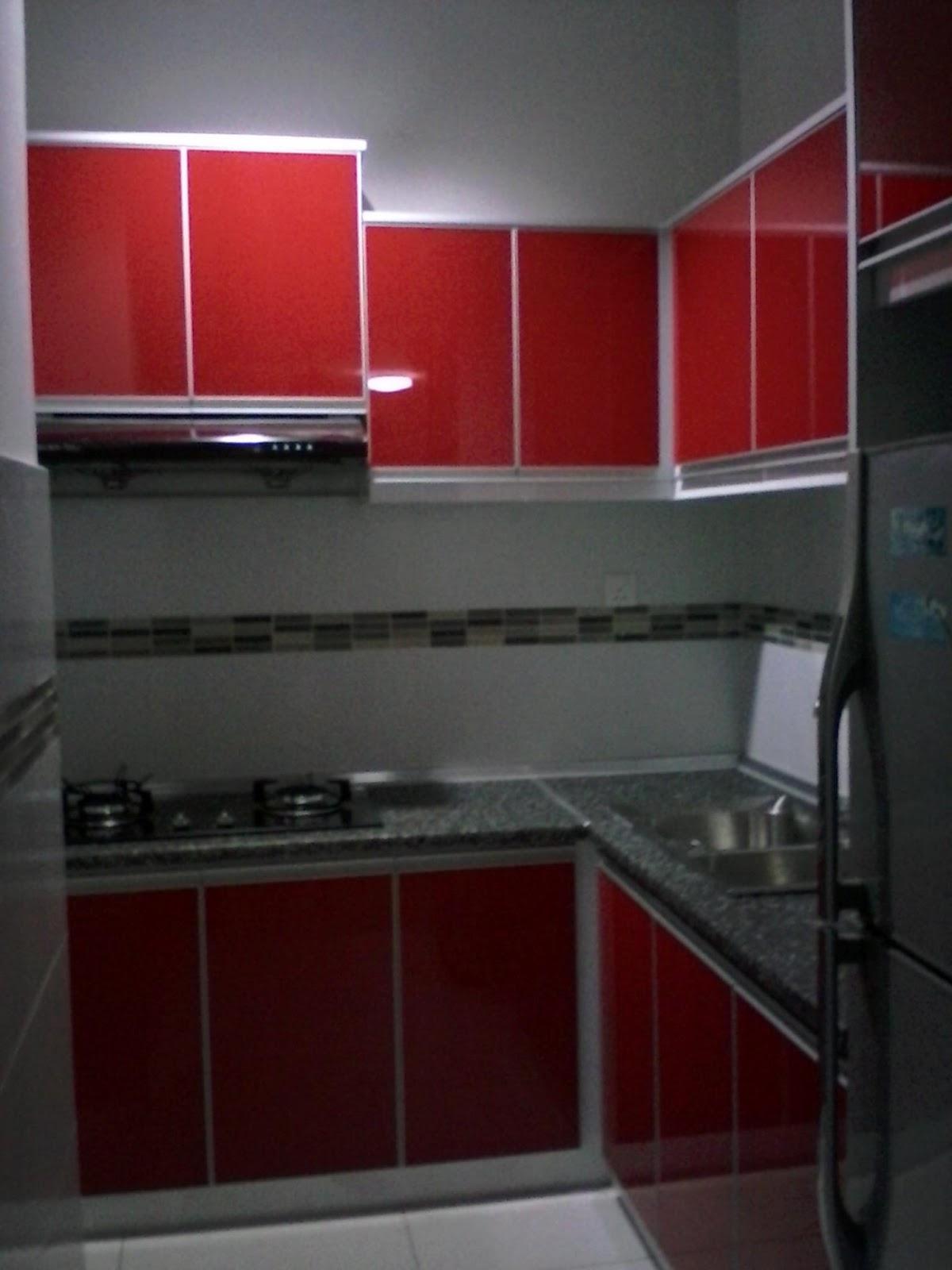 Design Kabinet Dapur Untuk Apartemen Apartment Desainrumahidcom