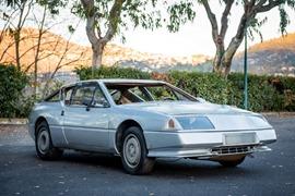 117 Renault Alpine GTA prototype Berex 1984