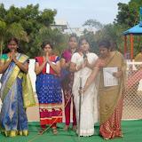 Teacher's day celebrations on 05/09/2014