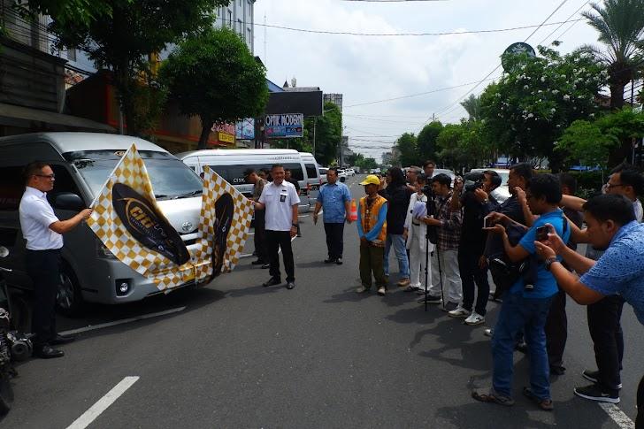Rute Semarang-Yogya Dibuka, Ini Promo Cititrans