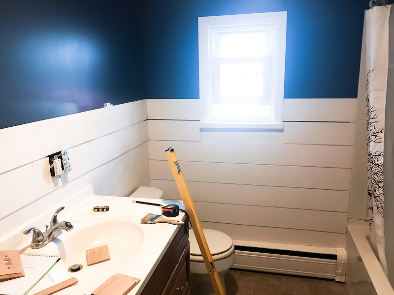 Read This Before Installing Diy Faux Shiplap Walls