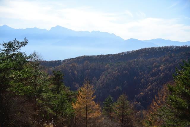 天の河原から甲斐駒ケ岳 ニコンD610