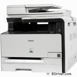 download Canon imageCLASS MF8050Cn Laser printer's driver