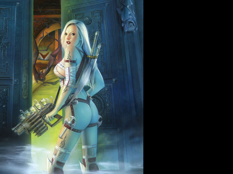 Magian Fairy Of Wizdom, Fairies 4