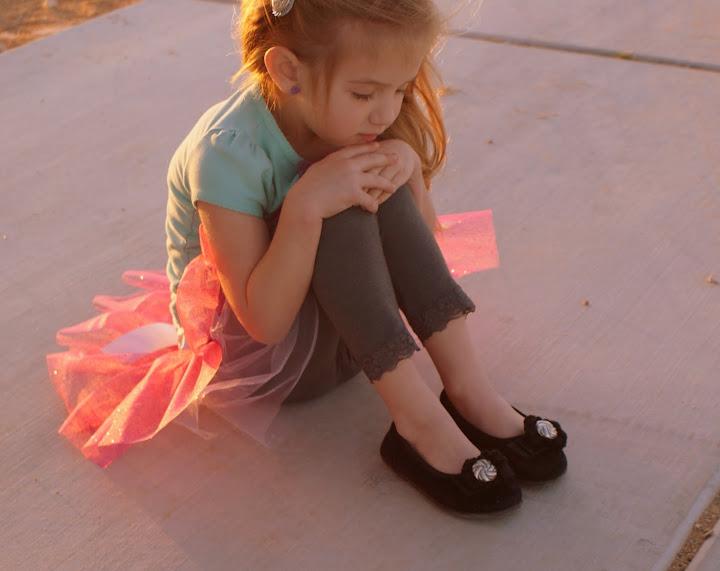 Embellished Ballerina Flats