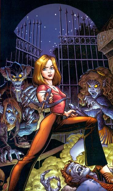 Buffy, Warrior Girls 2