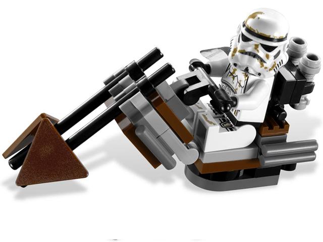 LEGO スター・ウォーズ ドロイドたちの脱出 9490