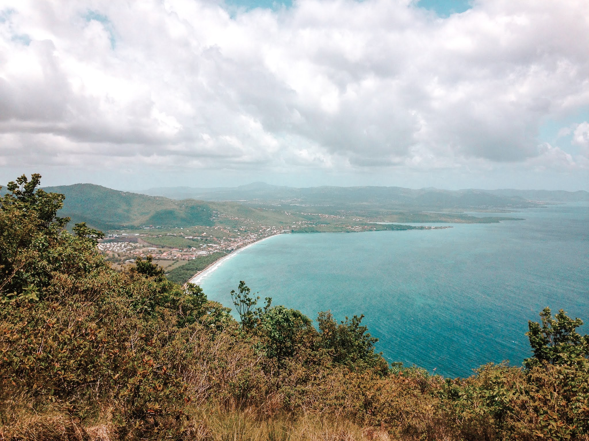 Randonnée Martinique : Le Morne Larcher
