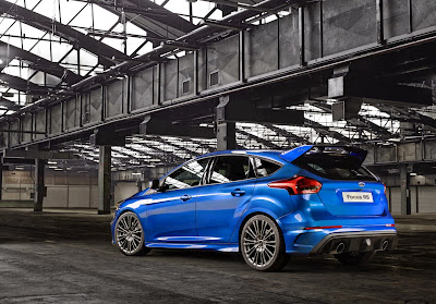2016 Ford Focus RS 4