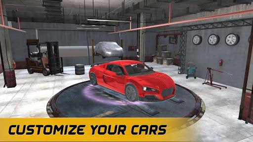 American Muscle Car Racing  captures d'écran 2