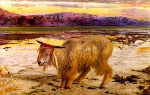 Il Capro Espiatorio-William Holman Hunt