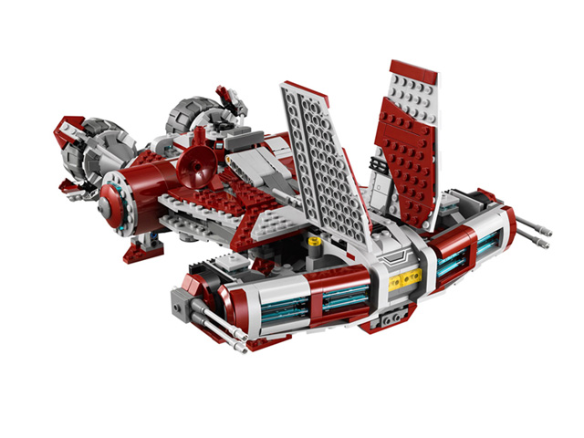 75025 レゴ ジェダイ ディフェンダークラス クルーザー