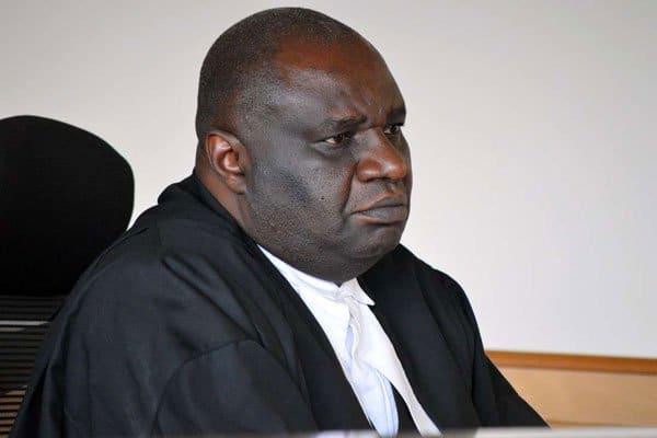 Court of Appeal judge Prof. Otieno Odek