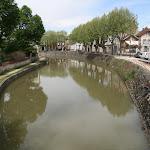 Boulevard du Rempart : canal