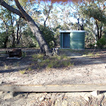 Victoria Falls Rd car park and camping area (52376)