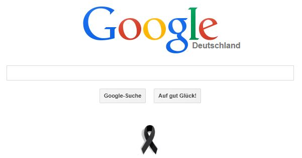 Google Charlie Hebdo