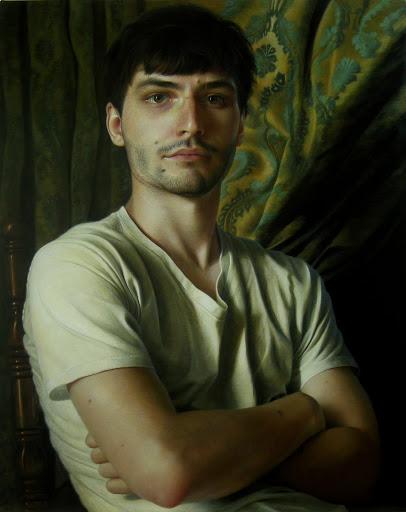 Stefan, 23. Artist Leslie Watts