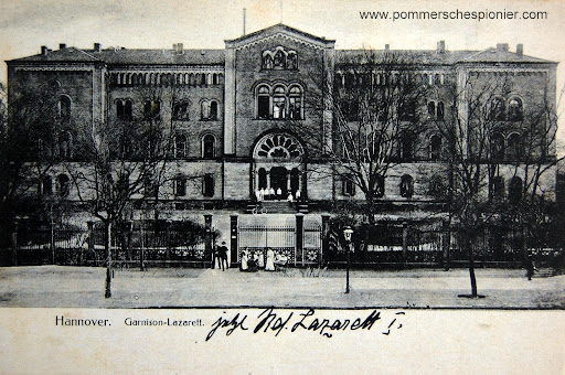 Reserve Lazarett I in Hannover