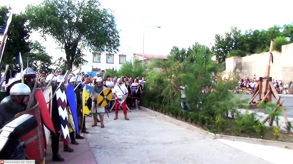 Recreación toma de Guadalajara por Alvar Fañez de Minaya Vlcsnap-2014-06-30-01h49m44s156