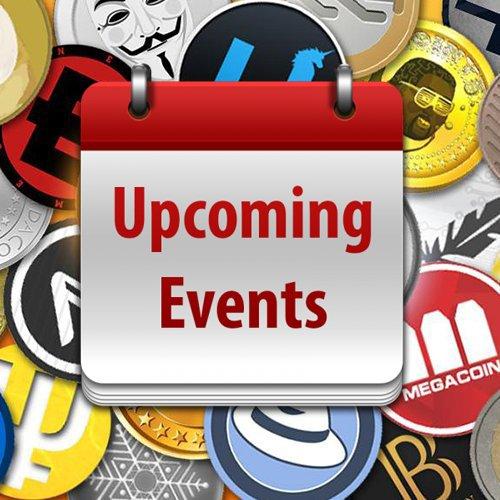 eventos de criptomonedas - criptocurrency event