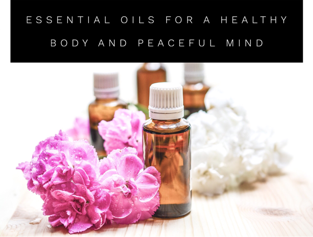Essential oils and their uses for body
