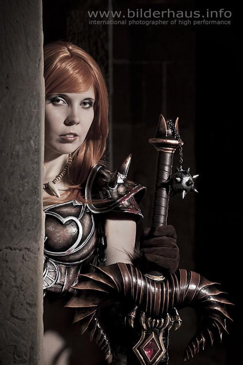 Diablo III: Đẳng cấp cosplay Barbarian là đây! 3